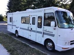 2001 Chevy coachman 31 foot