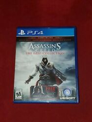 Assassin's Creed: The Ezio Collection (Sony PlayStation 4 PS4) adult owned