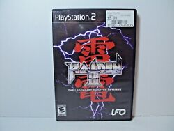 Raiden III - PS2 - Complete - Tested - Free Ship