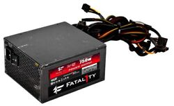 OCZ Fatal1ty OCZ750FTY Champ1on Series Gaming Computer Modular 750W Power Supply $79.99