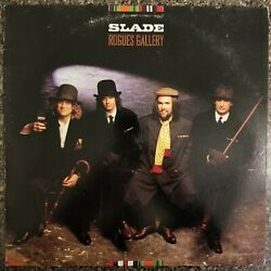 Slade - Rogues Gallery Vinyl LP - Near Mint Condition - CBS Associated FZ 39976