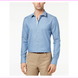 Ryan Seacrest Men#x27;s Adjustable Button Cuffs Sport Shirt $9.35