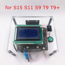Antminer Test Fixture for S15 S11 S9 T9 hash board miner repair chip test stand