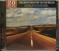 Best Country for Miles CD $6.99