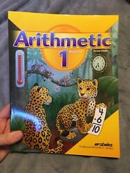 Abeka Arithmetic 1 Work Text For Student Second Edition