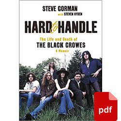 🔥Hard to Handle: The Life and Death of the Black Crowes--A Memoir  Ebⲟⲟk ⲣdf