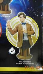Titan Merchandise Maxi Bust 11th Doctor Who Biscut Hand Mat Smith New $69.99