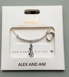Disney Alex And Ani 2019 Frozen 2 Olaf Bangle Bracelet (NEW)