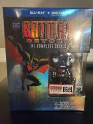 Batman Beyond: The Complete Series Deluxe Limited Edition (Blu-rayNo Digital)