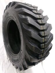 1 TIRE 12 16.5 12X16.5 HD L2 14PLY NEW ROAD CREW SKID STEER TIRES FOR BOBCAT $175.00