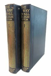 Samuel Butler  LIMITED EDITIONS CLUB THE WAY OF ALL FLESH 1936