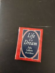 Life Is A Dream Miniature Book
