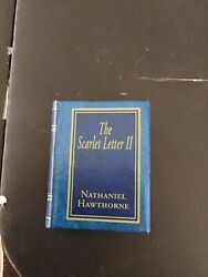 The Scarlet Letter II Miniature Book