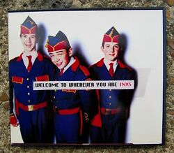 Welcome to Wherever You Are by INXS CD FREE SHIP
