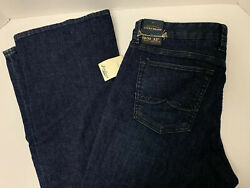 Lucky Brand NWT $99 Womens The Sweet Jean Boot Contoured Mid Rise Jeans 1432