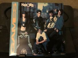 """New Kids on the Block Games CBS Records 7"""" GBP 3.00"""