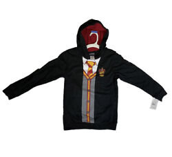 Harry Potter Kids Girls Sweater New Hoodie Pullover Size Large 10 12 $7.95