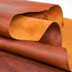 Mesquite Brown Oil Tan Leather $18.39