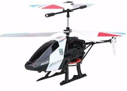 ATTOP YD 217 2.4 GHz 3.5 Channel RC Helicopters Future War Police Remote Control $23.99