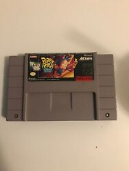 Porky Pig Haunted Holiday for Super Nintendo SNES Tested Working Game Pak ONLY $9.99
