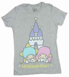 Little Twin Stars Girls Juniors T Shirt The Stars Hanging in the Castle $18.99