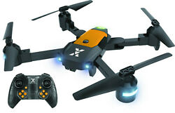 XDRONE X Folding Drone Pro RC Quadcopter for Kids Adults and Beginners $69.90