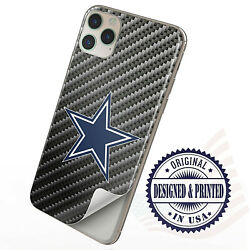 For iPhone 1111 Pro Max Soft Film Wrap Sticker Decal Skin Cover CowboyFlagCat
