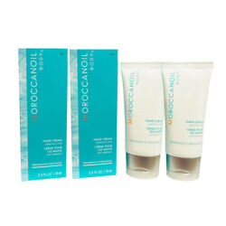 NEW Moroccanoil Hand Cream 75 ml  2.5 oz [Pack of 2] **FREE SHIPPING**