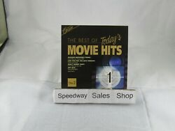 #48- Various Artists : The Best of Todays Movie Hits Disc 3 CD