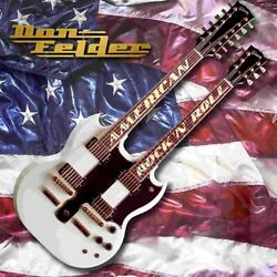 Don Felder CD American Rock 'n' Roll * 2019 New Release * The Eagles
