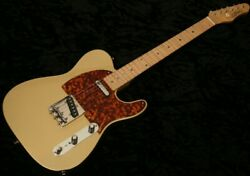 DeTemple Spirit Series '52   lightly chamber Tele (free shipping) -Video