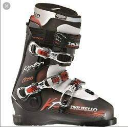 Menquot;s Dalbello Kypton Cross Ski Boots size 26.5 27 fits me very well 10.5 narrow $250.00