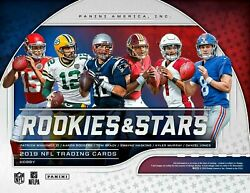 2019 Rookies & Stars Vetrans & Rookie Cards # 1 - 200 - You Pick -