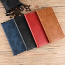 For ZTE Blade V10 Vita Flip Leather Wallet Stand Card Soft Case Cover