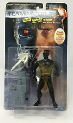 Terminator 2 White Hot T-1000 Terminator Action Figure 1991 Kenner MOC