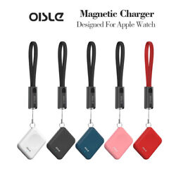 Portable Magnetic Wireless Charger Dock Charging Cable For Apple Watch 54321 $19.99