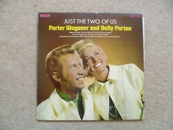 PORTER WAGONER AND DOLLY PARTON JUST THE TWO OF US  LSA 3023 (LSP 4039)