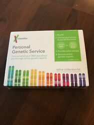 23andMe Personal Genetic DNA Saliva Kit For Ancestry Exp 72020