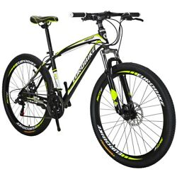 Mountain Bike Front Suspension Shimano 21 Speed Mens Bikes MTB 27.5quot; bicycle $252.86