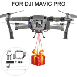 Air Thrower Delivery Dropping System Kits For DJI Mavic Pro RC Drone Accessories $32.54