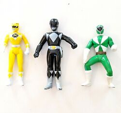 CHOOSE: 1992-2000 Power Rangers Action Figures * Bandai * Combine Shipping!