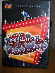 PBS Rock Pop and Doo Wop-DVD (3 Disc Set)
