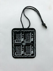 Beautiful Car Hanging with 4 QULS and Dua for Travel $4.99