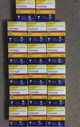 FREESTYLE LITE 50CT 17 BOXES TEST STRIPS!!!