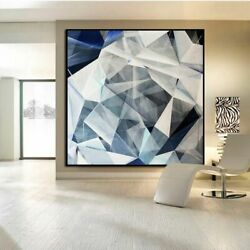 Marble Abstract Wall Canvas Poster Painting Art Print Picture Living Room Decor $21.11