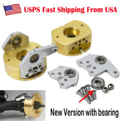 1Pair Brass Steering Knuckles Weight For Axial Wraith 90018 1 10 RC Crawler US $20.69
