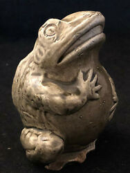 Frog Antique Moneybox Factory to Identify Not Signed Antique Frog $99.67