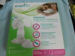 Evenflo Advanced Single Electric Breast Pump Brand New Factory Sealed $44.97