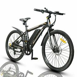26quot;36V 350W Litium ION Electric Bicycle e Bike Shimano 7 speed Removable Battery $499.99