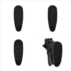 Durable Rubber Combat Slip-on Butt Pad Recoil Reducing Pad for Rifle $10.99